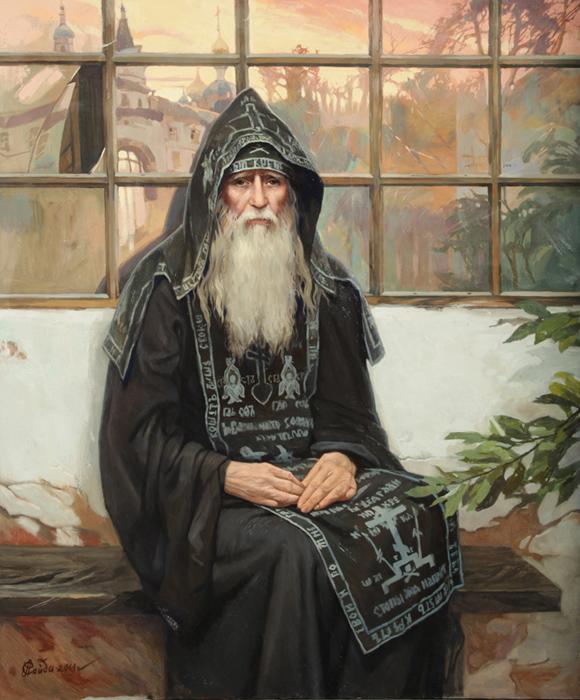 Иоасаф, Оптинский старец